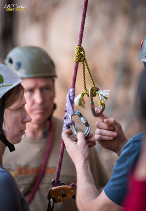 Rock Climbing Rescue Clinic